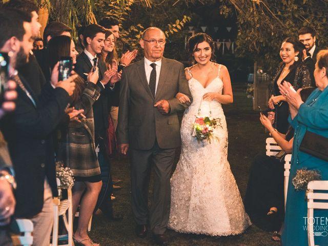 El matrimonio de Francisco  y Karime  en El Monte, Talagante 49