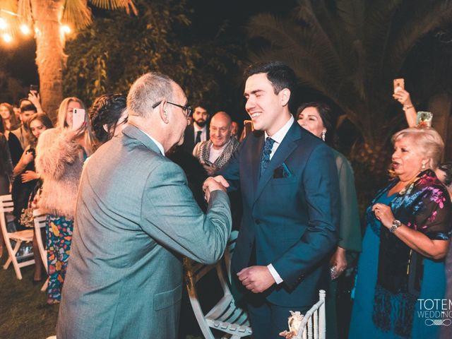 El matrimonio de Francisco  y Karime  en El Monte, Talagante 53