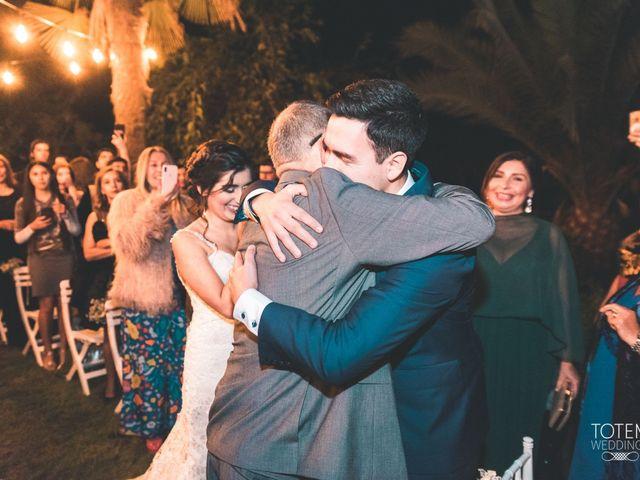 El matrimonio de Francisco  y Karime  en El Monte, Talagante 54