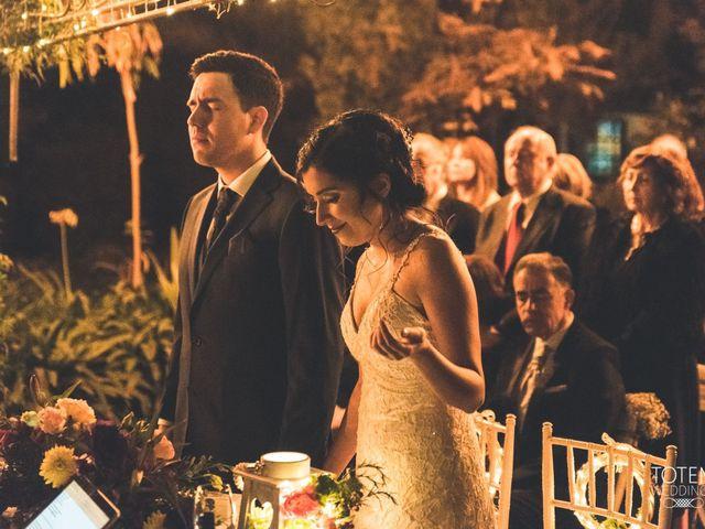El matrimonio de Francisco  y Karime  en El Monte, Talagante 64