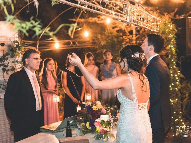 El matrimonio de Francisco  y Karime  en El Monte, Talagante 65
