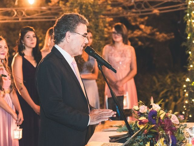 El matrimonio de Francisco  y Karime  en El Monte, Talagante 75