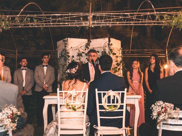 El matrimonio de Francisco  y Karime  en El Monte, Talagante 79