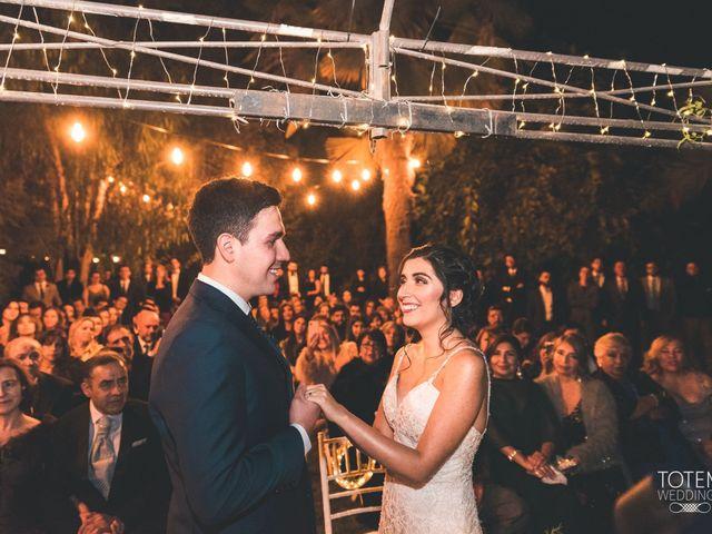El matrimonio de Francisco  y Karime  en El Monte, Talagante 107