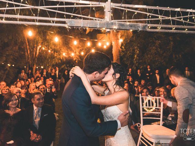 El matrimonio de Francisco  y Karime  en El Monte, Talagante 110