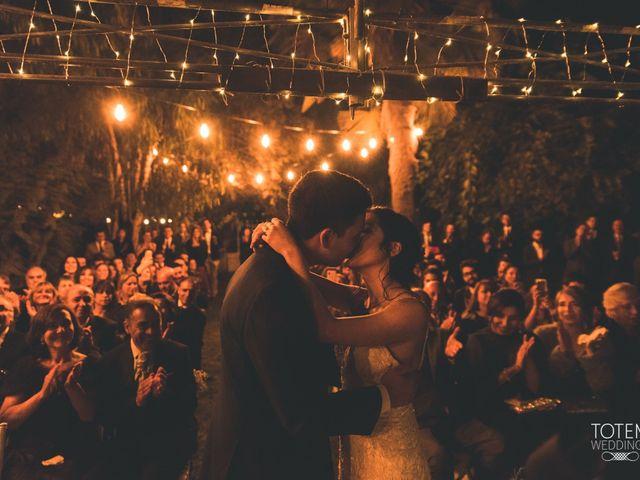 El matrimonio de Francisco  y Karime  en El Monte, Talagante 112