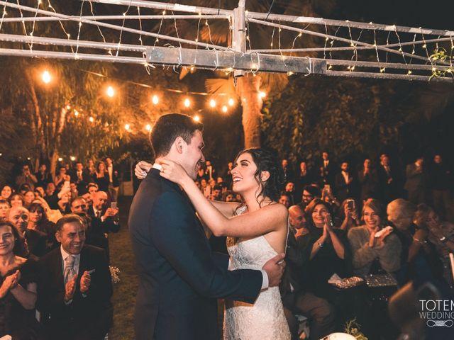 El matrimonio de Francisco  y Karime  en El Monte, Talagante 115