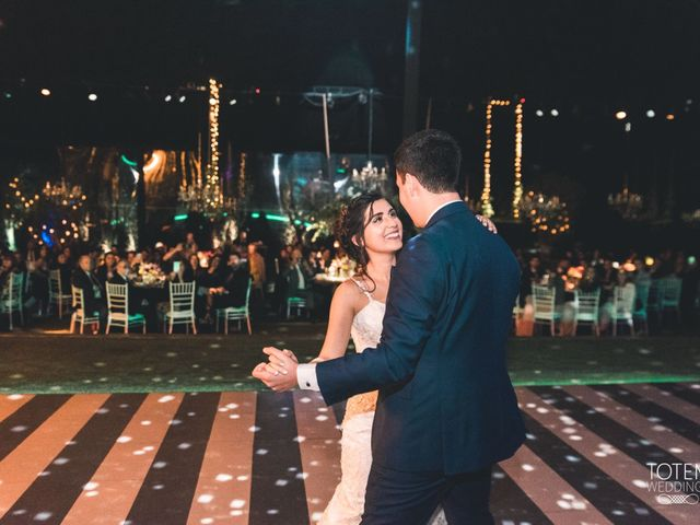 El matrimonio de Francisco  y Karime  en El Monte, Talagante 174