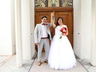 El matrimonio de Catalina y Enzo 1