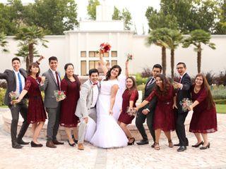 El matrimonio de Catalina y Enzo