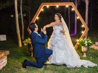 El matrimonio de Verónica y Gerardo