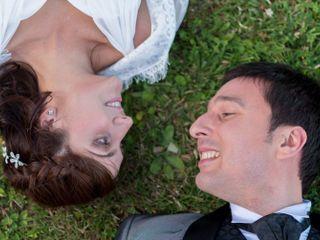 El matrimonio de Carolina y Gino 3