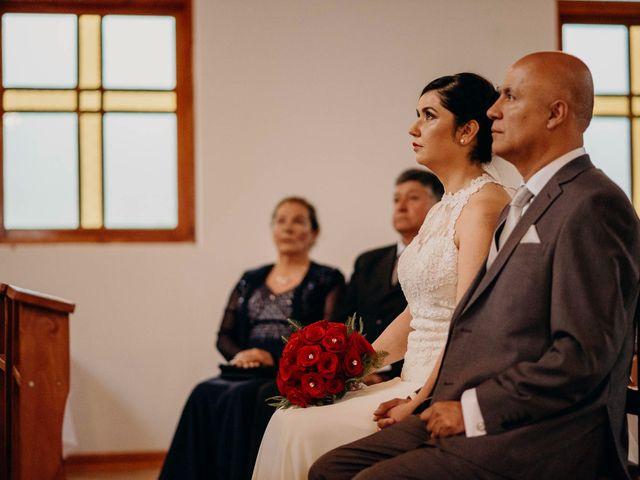 El matrimonio de Andrés y Karen en Melipilla, Melipilla 35