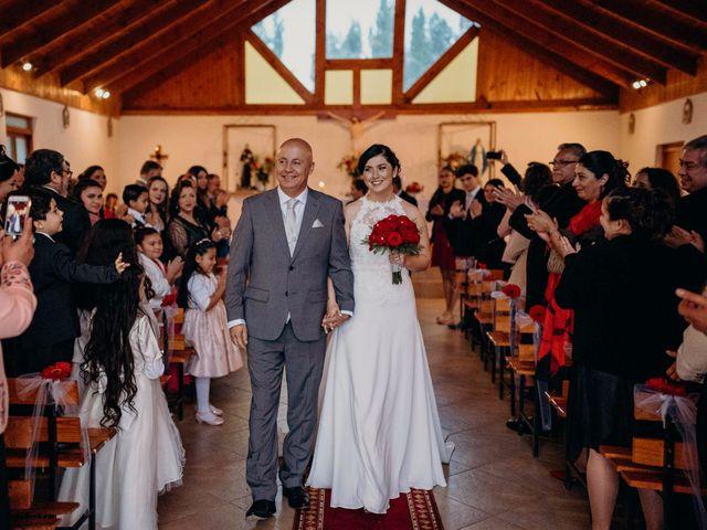 El matrimonio de Andrés y Karen en Melipilla, Melipilla 45