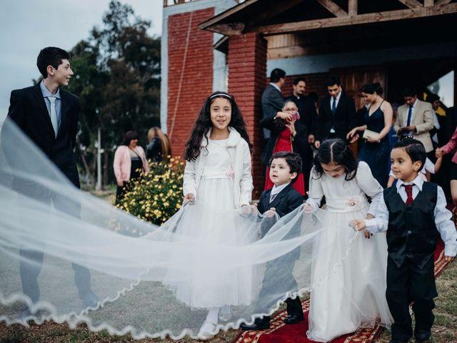 El matrimonio de Andrés y Karen en Melipilla, Melipilla 48