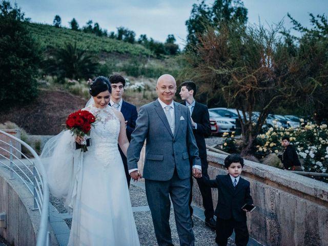 El matrimonio de Andrés y Karen en Melipilla, Melipilla 62