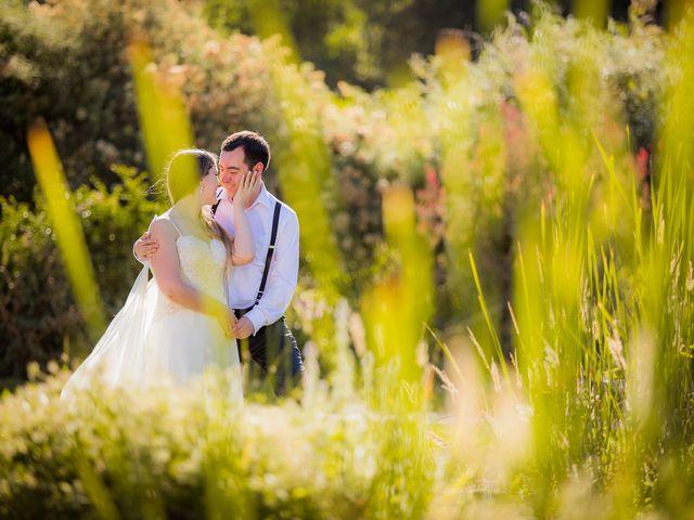 El matrimonio de Isidora y Michael