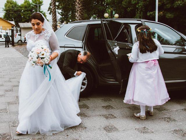 El matrimonio de Joel y Carolina en Curicó, Curicó 35