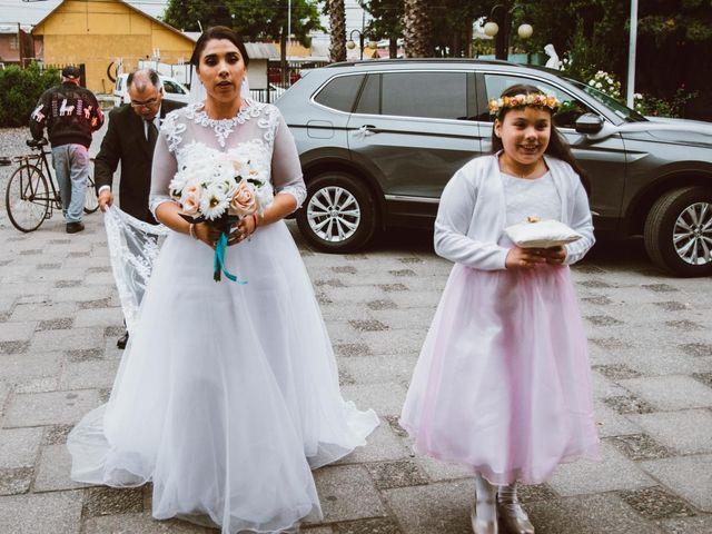 El matrimonio de Joel y Carolina en Curicó, Curicó 37