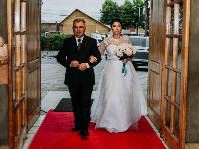 El matrimonio de Joel y Carolina en Curicó, Curicó 39
