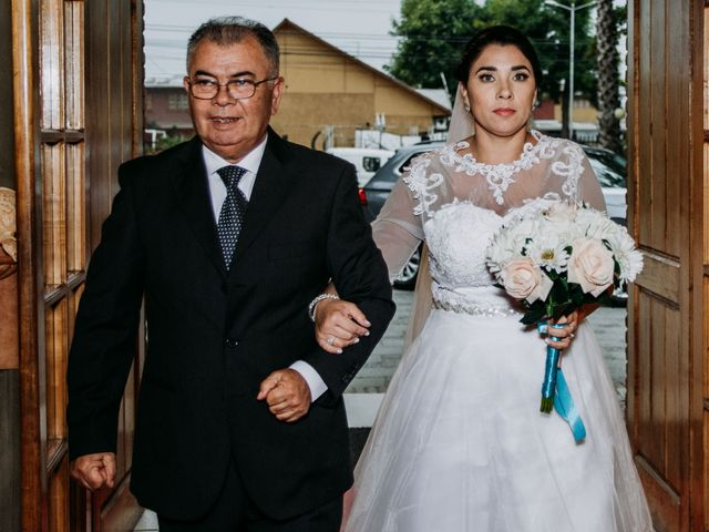 El matrimonio de Joel y Carolina en Curicó, Curicó 40