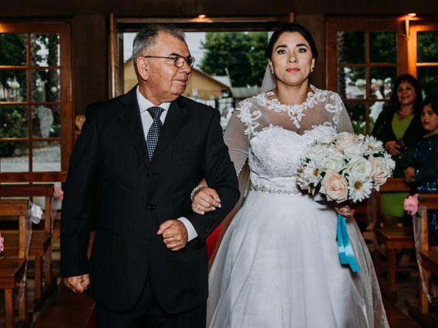 El matrimonio de Joel y Carolina en Curicó, Curicó 41