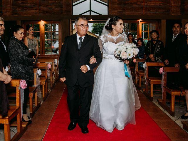 El matrimonio de Joel y Carolina en Curicó, Curicó 42