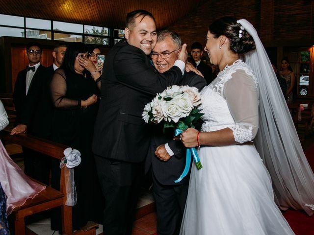 El matrimonio de Joel y Carolina en Curicó, Curicó 43