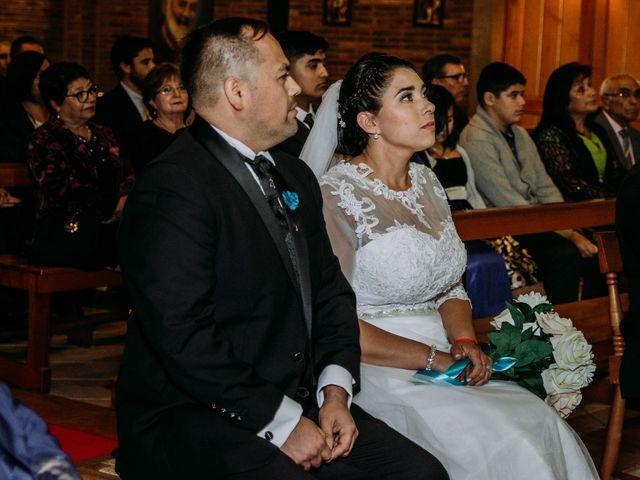 El matrimonio de Joel y Carolina en Curicó, Curicó 45