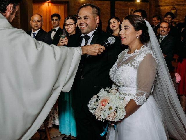 El matrimonio de Joel y Carolina en Curicó, Curicó 56