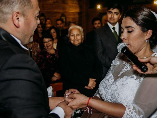 El matrimonio de Joel y Carolina en Curicó, Curicó 64