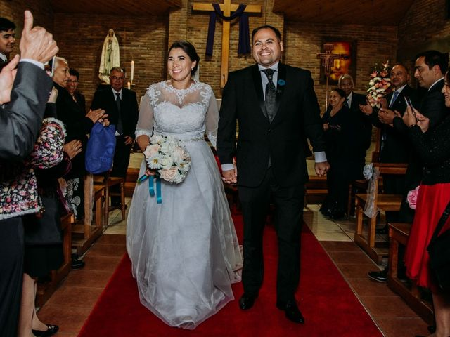 El matrimonio de Joel y Carolina en Curicó, Curicó 76