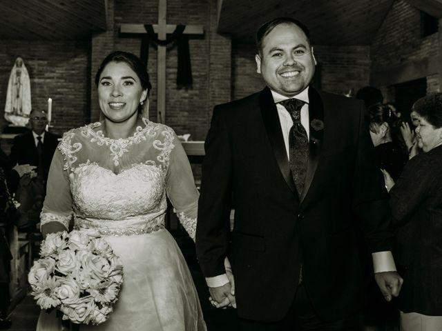 El matrimonio de Joel y Carolina en Curicó, Curicó 77