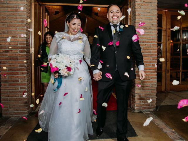El matrimonio de Joel y Carolina en Curicó, Curicó 80