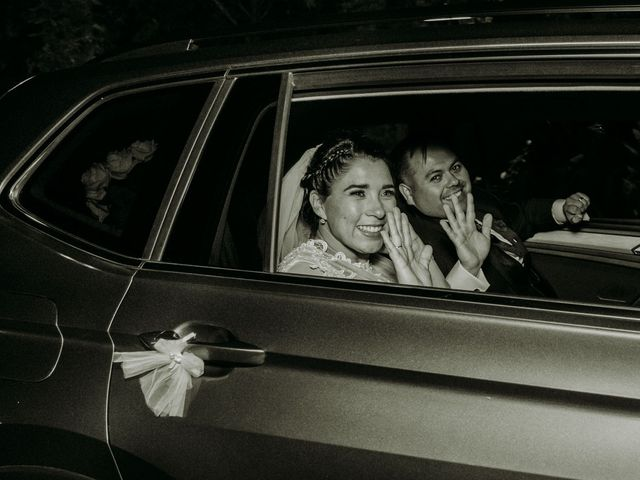 El matrimonio de Joel y Carolina en Curicó, Curicó 84