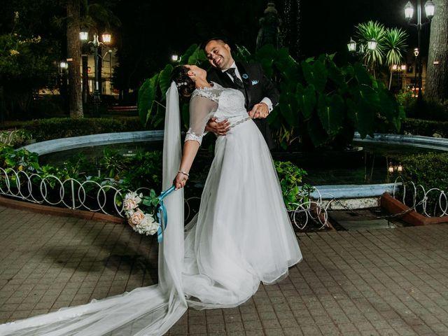 El matrimonio de Joel y Carolina en Curicó, Curicó 95