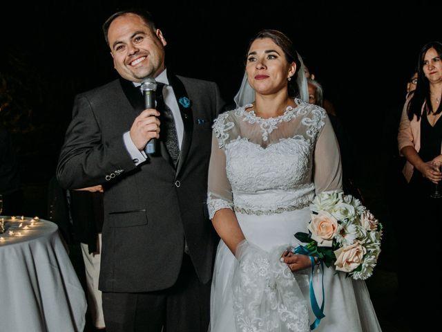 El matrimonio de Joel y Carolina en Curicó, Curicó 103