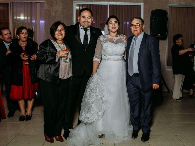 El matrimonio de Joel y Carolina en Curicó, Curicó 112