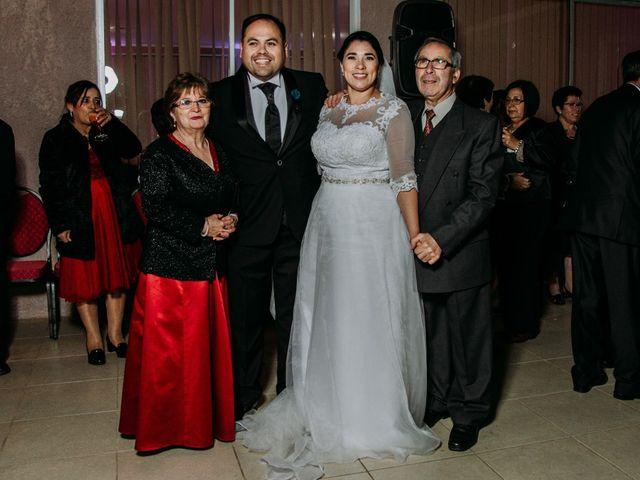 El matrimonio de Joel y Carolina en Curicó, Curicó 113