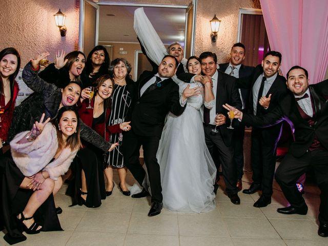 El matrimonio de Joel y Carolina en Curicó, Curicó 114