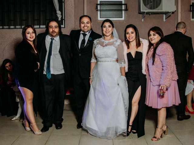 El matrimonio de Joel y Carolina en Curicó, Curicó 116
