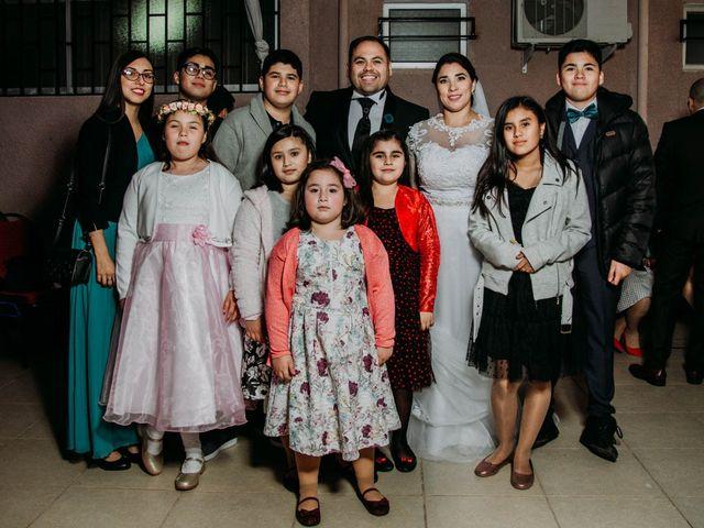 El matrimonio de Joel y Carolina en Curicó, Curicó 118