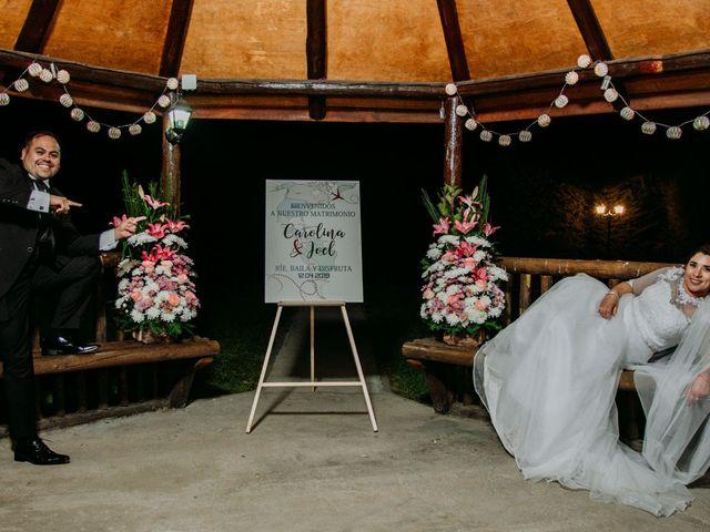 El matrimonio de Joel y Carolina en Curicó, Curicó 121