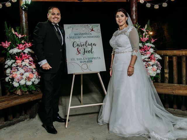 El matrimonio de Joel y Carolina en Curicó, Curicó 122