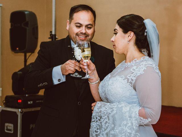 El matrimonio de Joel y Carolina en Curicó, Curicó 133