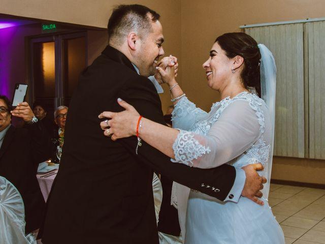 El matrimonio de Joel y Carolina en Curicó, Curicó 135