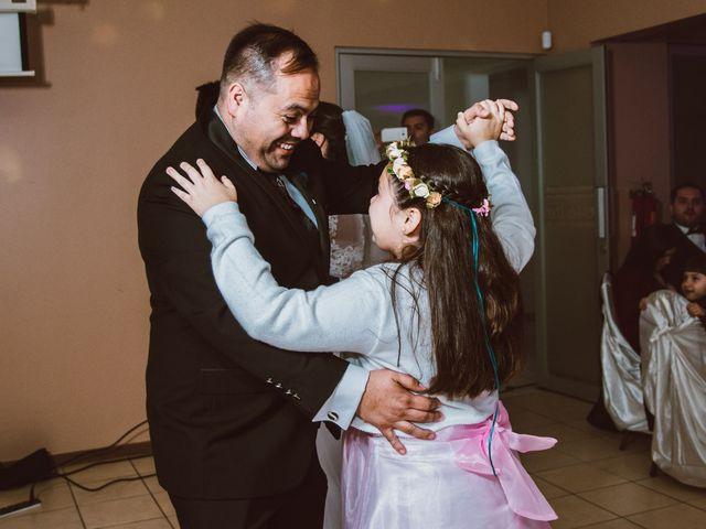 El matrimonio de Joel y Carolina en Curicó, Curicó 136