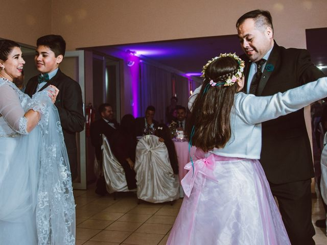 El matrimonio de Joel y Carolina en Curicó, Curicó 138