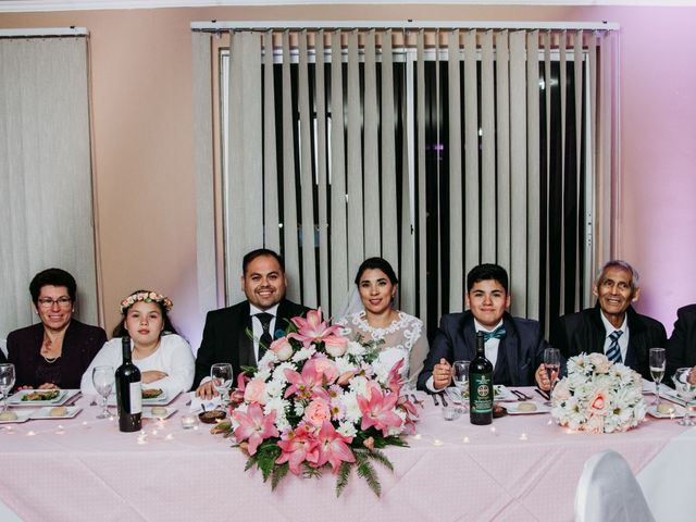 El matrimonio de Joel y Carolina en Curicó, Curicó 139
