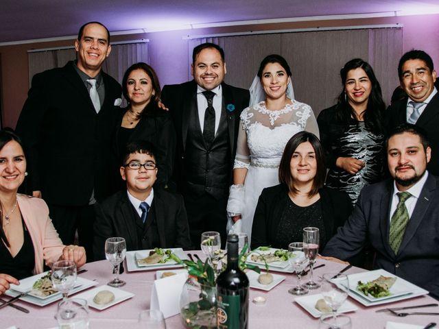El matrimonio de Joel y Carolina en Curicó, Curicó 140